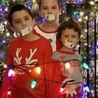 Avila boys Christmas 2017