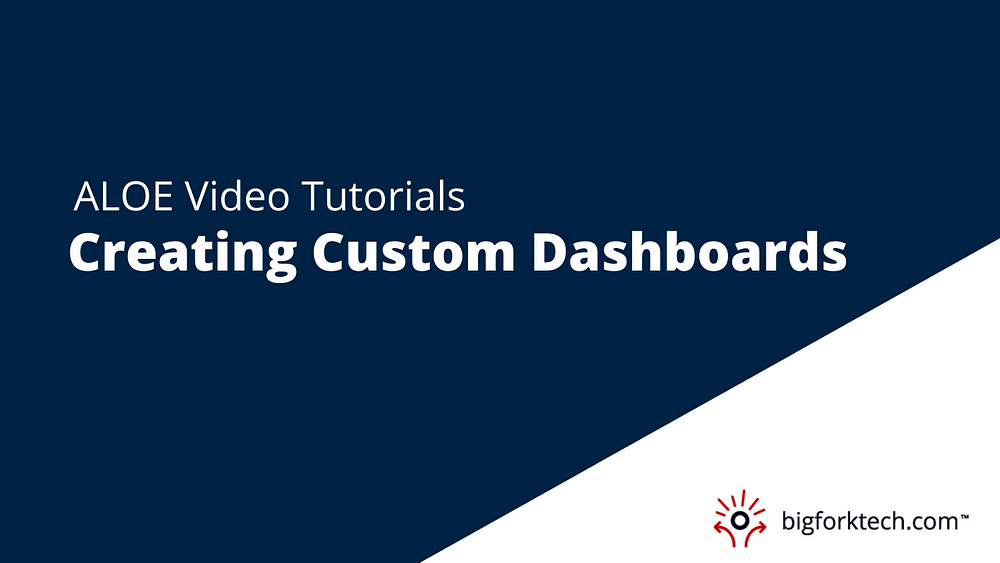 Create Custom Dashboards Image