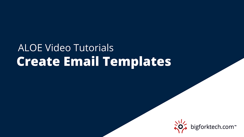 Create Email Templates Image